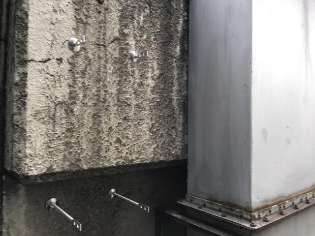 東京、渋谷で排水管入れ替え工事